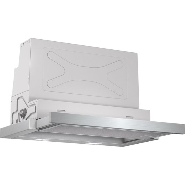 Bosch Serie 4 DFS067A50B Built In Integrated Cooker Hood - Silver - DFS067A50B_MT - 1