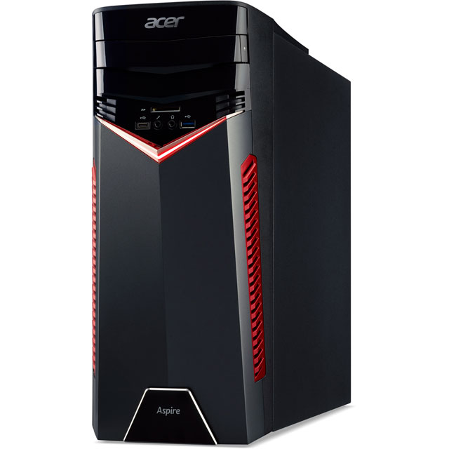 Acer GX-781 Gaming Tower - Black