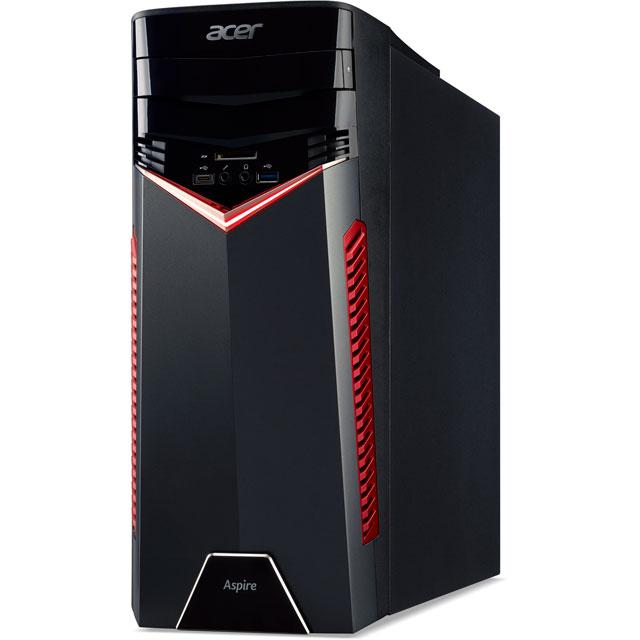 Acer DG.B88EK.002 Gaming Desktop in Black