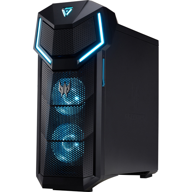 Acer Predator Orion 5000 Gaming Tower - Black - DG.E0SEK.029 - 1