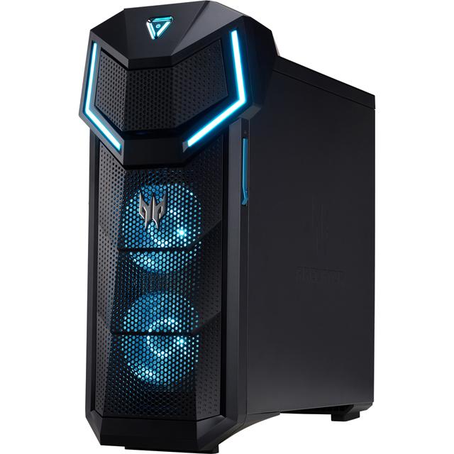 Acer DG.E0SEK.029 Gaming Desktop in Black