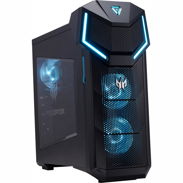 Acer Predator Orion 5000 Gaming Tower - Black - DG.E17EK.012 - 1