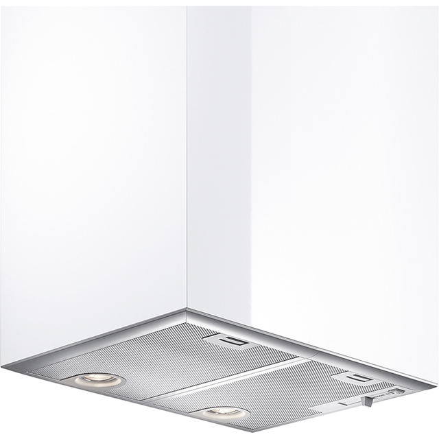 Bosch Serie 4 DHL555BLGB Built In Canopy Cooker Hood - Silver - DHL555BLGB_SI - 5