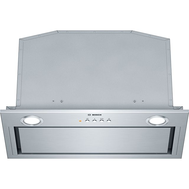 Bosch Serie 6 DHL575CGB Built In Canopy Cooker Hood - Brushed Steel - DHL575CGB_BS - 1