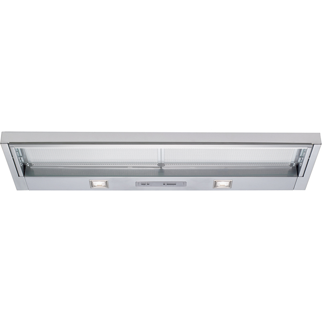 De Dietrich DHT1119X 86 cm Telescopic Cooker Hood - Stainless Steel - E Rated
