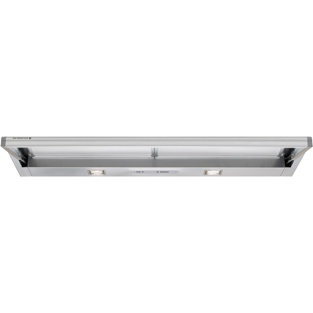 De Dietrich DHT1119X Built In Integrated Cooker Hood - Stainless Steel - DHT1119X_SS - 5