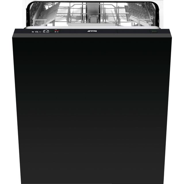 Smeg Di612E Fully Integrated Standard Dishwasher