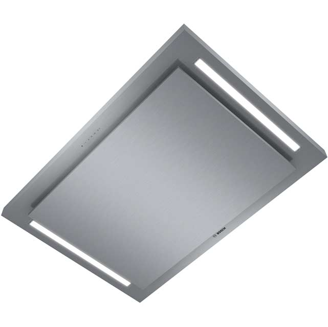 Bosch Serie 6 DID106T50 100 cm Integrated Cooker Hood - Brushed Steel - DID106T50_BS - 5