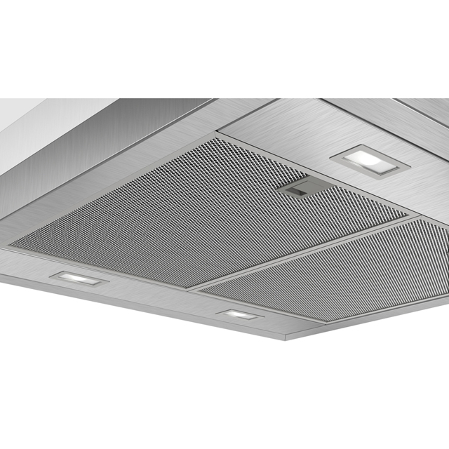 Bosch Serie 4 DIG97IM50B Built In Island Cooker Hood - Stainless Steel - DIG97IM50B_SS - 4