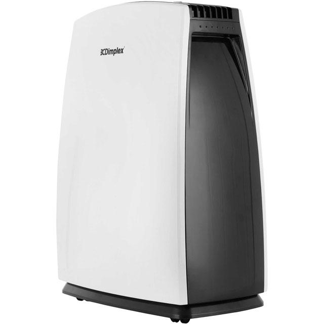 Dimplex Forte DXDH10N Dehumidifier in White