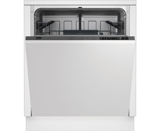 Beko DIN28R20 Fully Integrated Standard Dishwasher