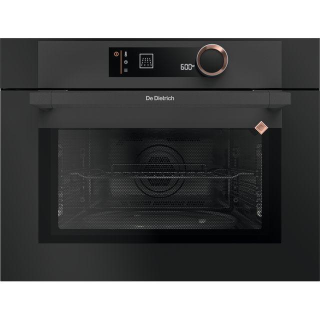 Image of De Dietrich DKC7340A Built In Combination Microwave Oven - Black