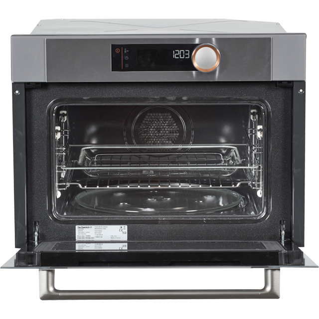 De Dietrich DKC7340W Built In Combination Microwave Oven - White - DKC7340W_WH - 3
