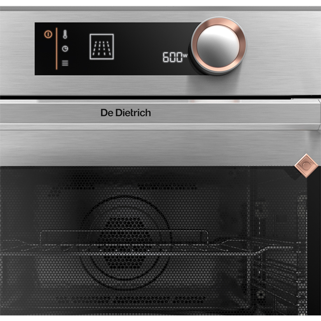 De Dietrich DKC7340W Built In Electric Single Oven - White - DKC7340W_WH - 5