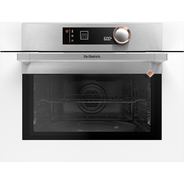 De Dietrich Compact Electric Single Oven - White