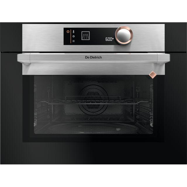 Image of De Dietrich DKC7340X Built In Combination Microwave Oven - Platinum