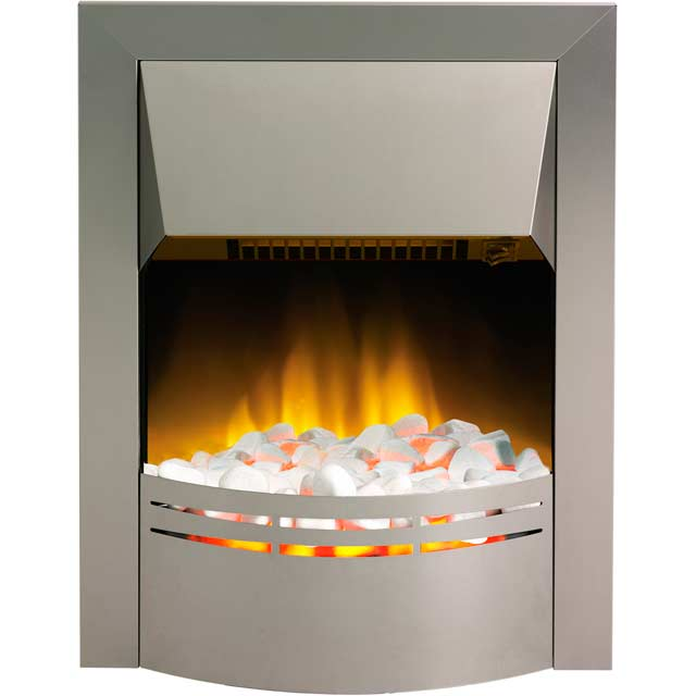 Dimplex Dakota DKT20SS Pebble Bed Inset Fire - Stainless Steel - DKT20SS_SS - 1