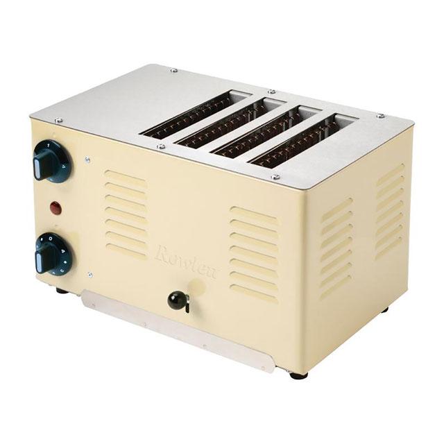 Rowlett Regent DA220 Commercial Toaster in Cream