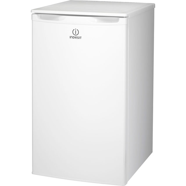 Indesit DLAA50.1 Fridge - White - A+ Rated