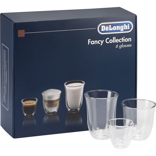 De'Longhi Fancy DLKC302 Mix Glasses