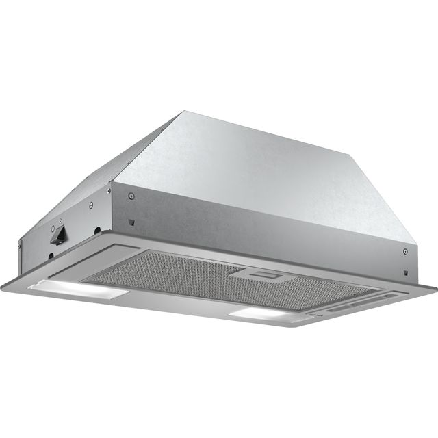 Bosch Serie 4 55 cm Canopy Cooker Hood - Anthracite - D Rated