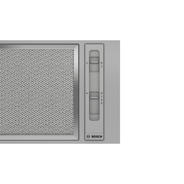 Bosch Serie 4 DLN53AA70B Built In Canopy Cooker Hood - Anthracite - DLN53AA70B_AI - 2