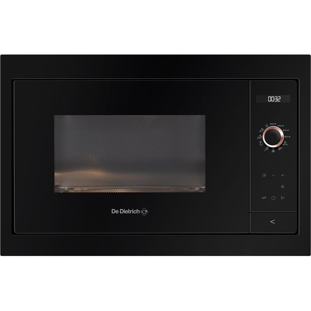 De Dietrich DME7121A Built In Microwave - Black