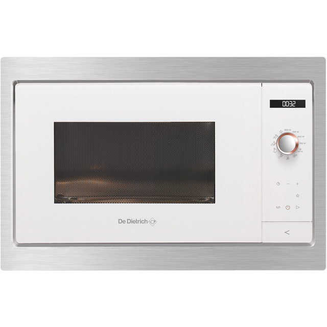 De Dietrich DME7121W Built In Microwave - White - DME7121W_WH - 1