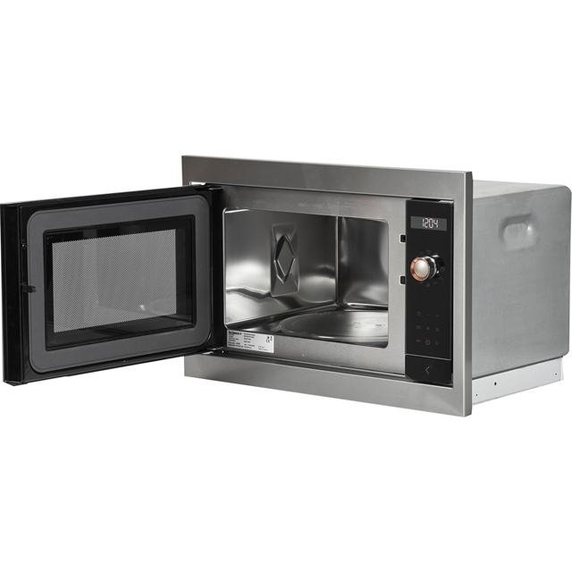 De Dietrich DMG7129X Built In Microwave With Grill - Platinum - DMG7129X_PL - 3
