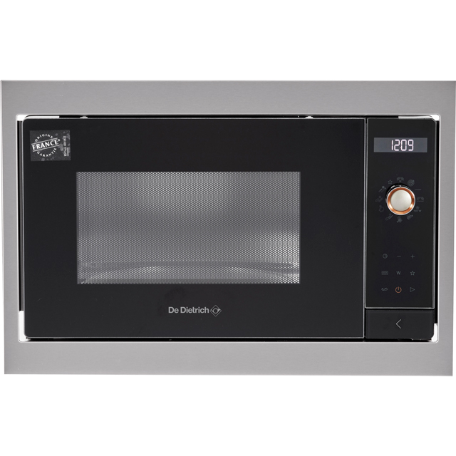 De Dietrich DMG7129X Built In Microwave With Grill - Platinum - DMG7129X_PL - 4