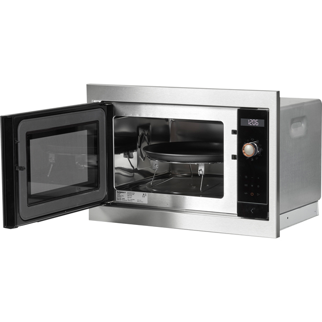 De Dietrich DMG7129X Built In Microwave With Grill - Platinum - DMG7129X_PL - 5