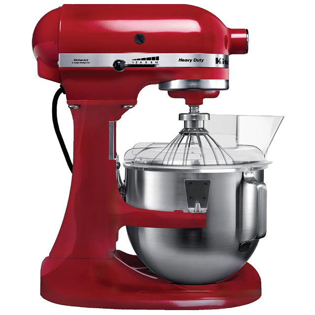 KitchenAid K5 Commercial DN677 Stand Mixer - Red - DN677_RD - 1
