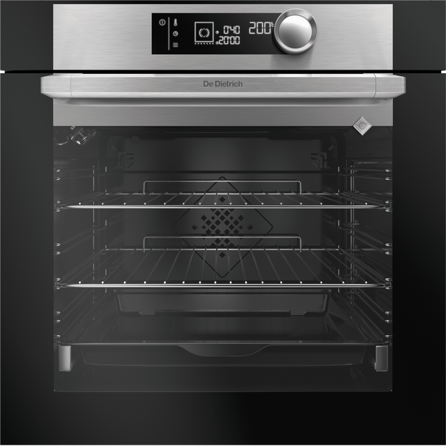 De Dietrich DOC7360X Built In Electric Single Oven - Platinum - A Rated - DOC7360X_PL - 1