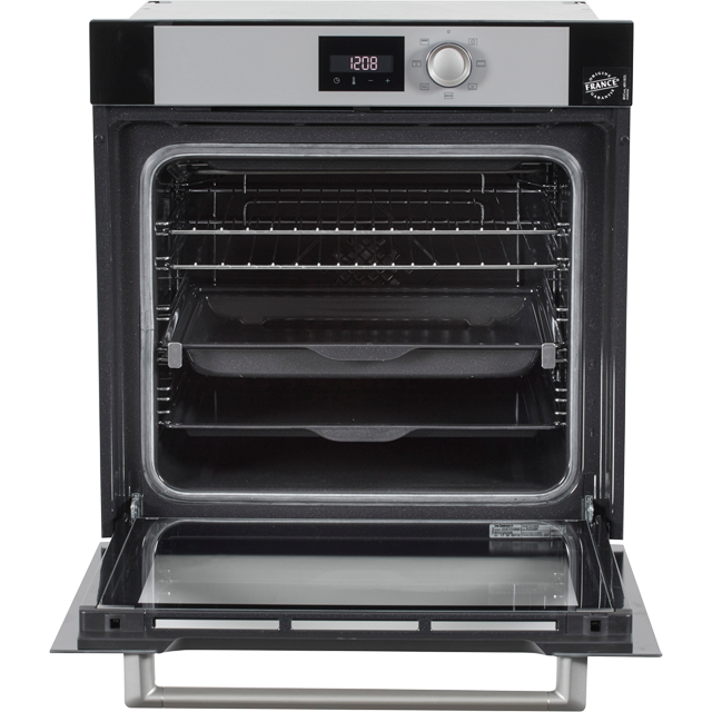 De Dietrich DOE7210BM Built In Electric Single Oven - Platinum - DOE7210BM_PL - 3