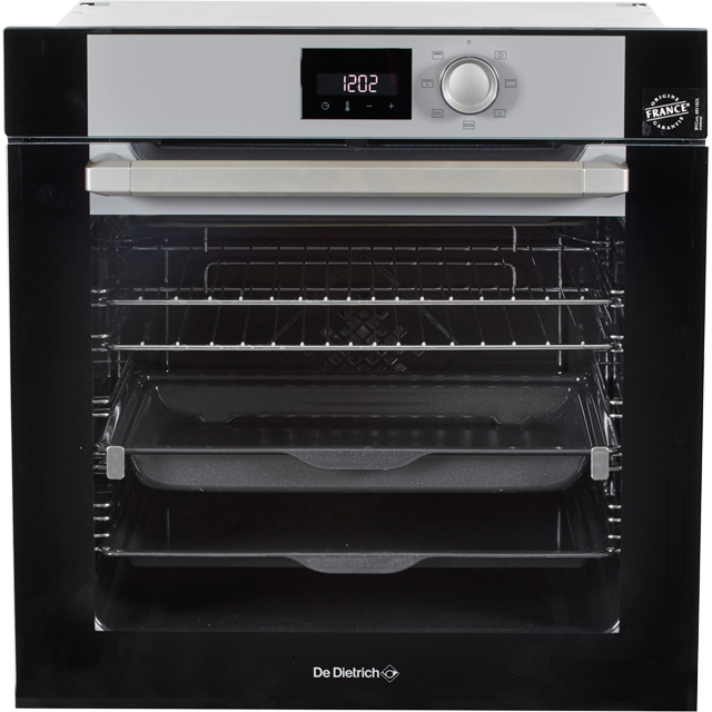De Dietrich DOE7210BM Built In Electric Single Oven - Platinum - DOE7210BM_PL - 4