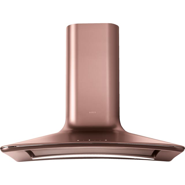 Elica DOLCE COPPER 85 cm Chimney Cooker Hood - Copper - B Rated - DOLCE COPPER_CP - 1