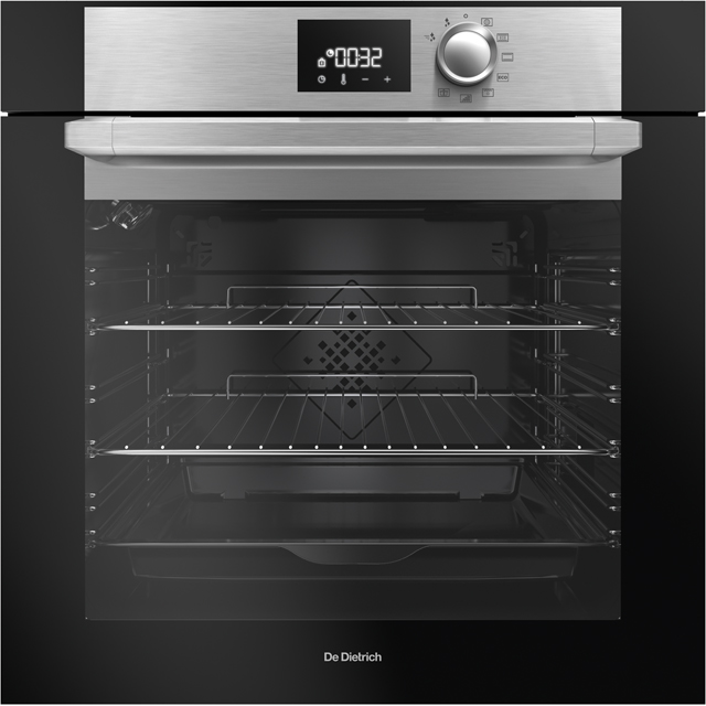 De Dietrich Electric Single Oven - Platinum - A+ Rated