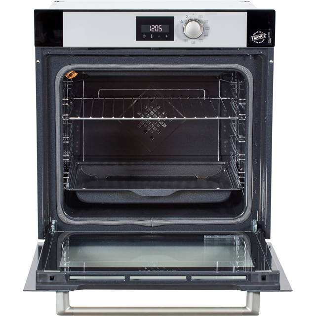 De Dietrich DOP7200BM Built In Electric Single Oven - Platinum - DOP7200BM_PL - 3