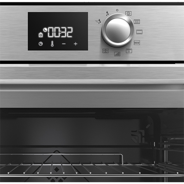 De Dietrich DOP7200BM Built In Electric Single Oven - Platinum - DOP7200BM_PL - 4