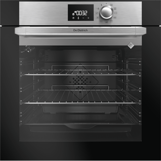 De Dietrich DOP7220X Built In Electric Single Oven - Platinum - A+ Rated - DOP7220X_PL - 1