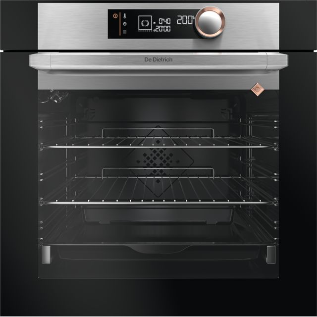 De Dietrich DOP7340X Built In Electric Single Oven - Platinum - DOP7340X_PL - 1