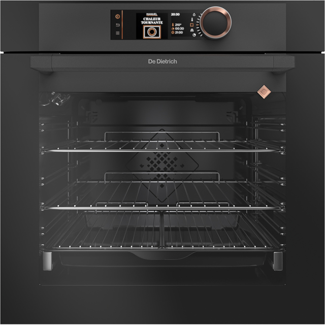 De Dietrich Electric Single Oven - Black - A+ Rated