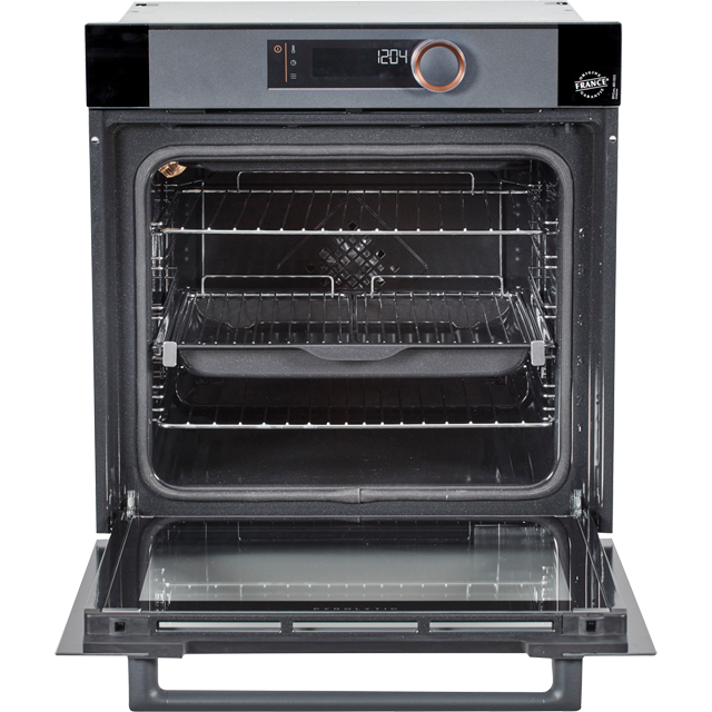 De Dietrich DOP7350A Built In Electric Single Oven - Black - DOP7350A_BK - 4