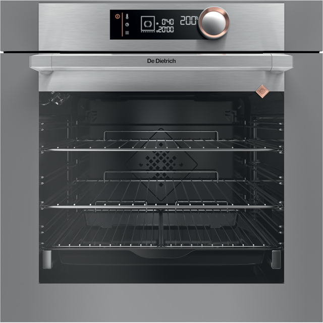 De Dietrich Electric Single Oven - Grey - A+ Rated