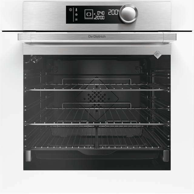 De Dietrich DOP7350W Built In Electric Single Oven - White - A+ Rated - DOP7350W_WH - 1