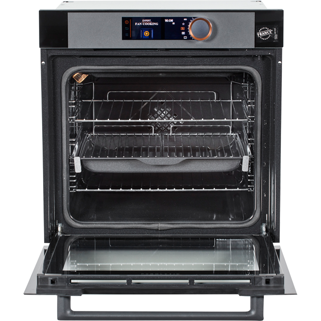 De Dietrich DOP7785A Built In Electric Single Oven - Black - A+ Rated - DOP7785A_BK - 1