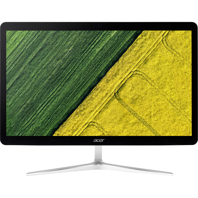 Acer DQ.BA7EK.002 Desktop Pc in Black