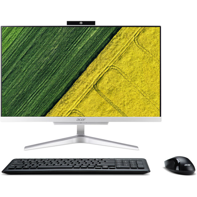 Acer All In One - Silver - C22-865 - DQ.BBREK.001 - 1