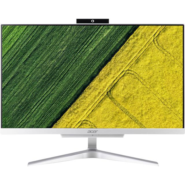 Acer DQ.BBREK.002 Desktop Pc in Silver
