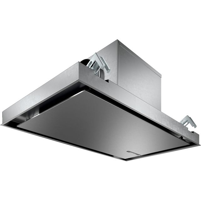 Bosch Serie 6 DRC97AQ50B Built In Integrated Cooker Hood - Stainless Steel - DRC97AQ50B_SS - 1